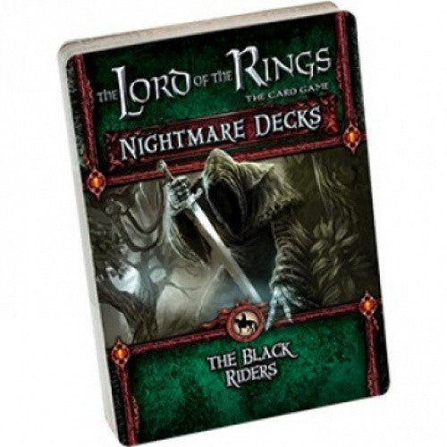 Lord of the Rings LCG - The Black Riders Nightmare Deck - 401 Games