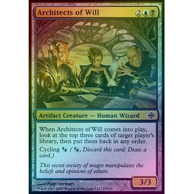 Architects of Will (Foil) (ARB) - 401 Games