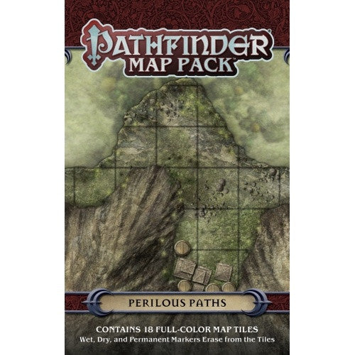 Tile Set - Pathfinder - Perilous Paths - 401 Games