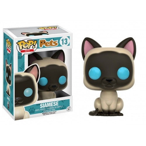 Buy Pop! Pets - Siamese and more Great Funko & POP! Products at 401 Games