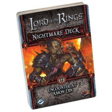 Lord of the Rings LCG - Encounter at Amon Din Nightmare Deck - 401 Games