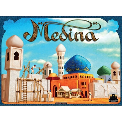 Buy Medina - New Edition and more Great Board Games Products at 401 Games