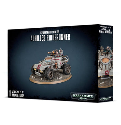 Buy Warhammer 40,000 - Genestealer Cults - Achilles Ridgerunner and more Great Games Workshop Products at 401 Games