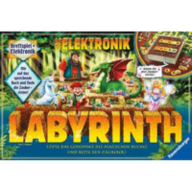 Electronic Labyrinth - 401 Games