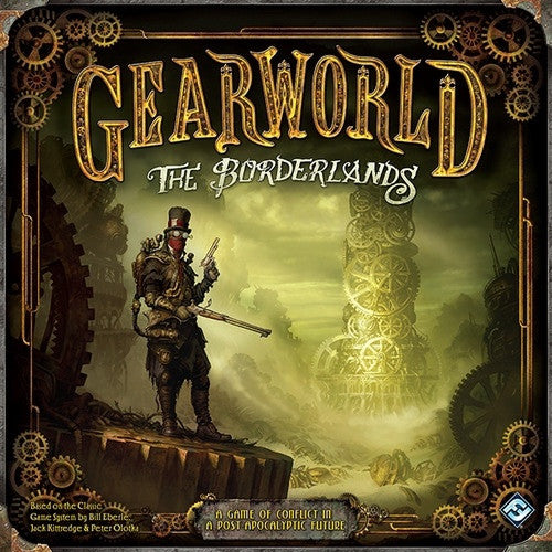 Gearworld: the Borderlands - 401 Games
