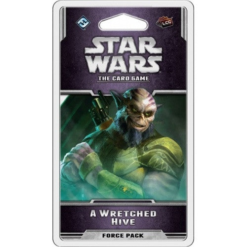 Star Wars Living Card Game - A Wretched Hive - 401 Games
