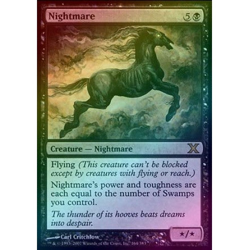 Nightmare (Foil) available at 401 Games Canada