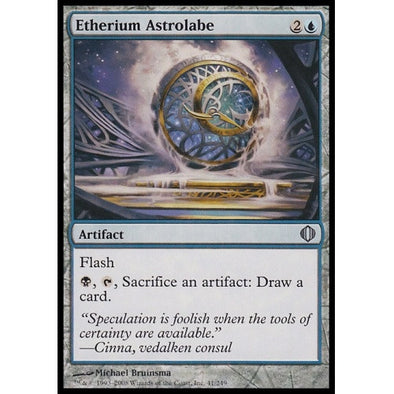 Etherium Astrolabe (ALA) available at 401 Games Canada
