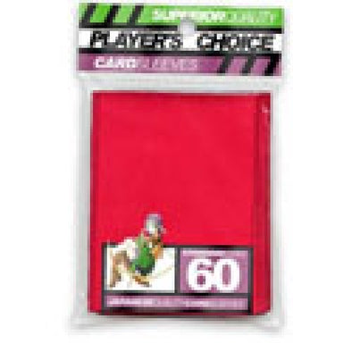 Buy Players Choice - Small / Yu Gi Oh - Red and more Great Sleeves & Supplies Products at 401 Games