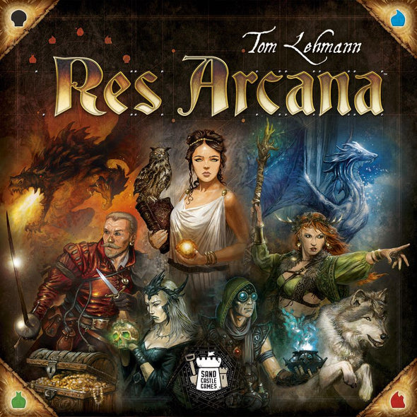 Buy Res Arcana and more Great Board Games Products at 401 Games