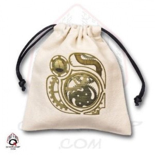 Q-Workshop - Dice Bag - Steampunk - 401 Games