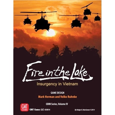 Fire In The Lake - 401 Games