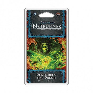 Android: Netrunner LCG - Democracy and Dogma - 401 Games