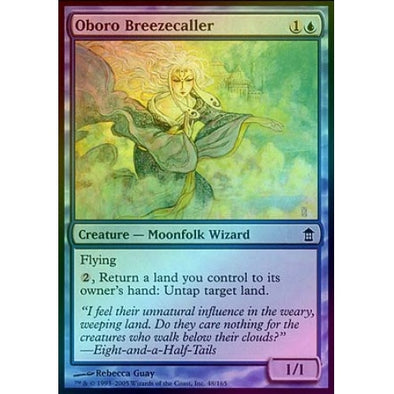 Oboro Breezecaller (Foil) - 401 Games