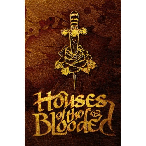 Houses of the Blooded - Core Rulebook - 401 Games