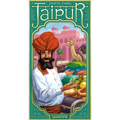 Buy Jaipur and more Great Board Games Products at 401 Games