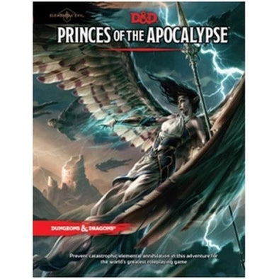 Buy Dungeons & Dragons - 5th Edition - Princes of the Apocalypse and more Great RPG Products at 401 Games