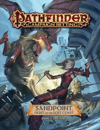 Pathfinder - Campaign Setting - Sandpoint, Light of the Lost Coast
