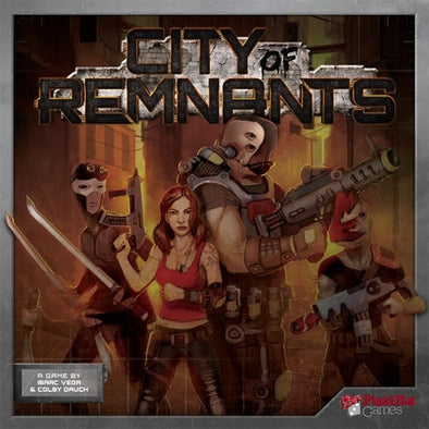 City of Remnants - 401 Games