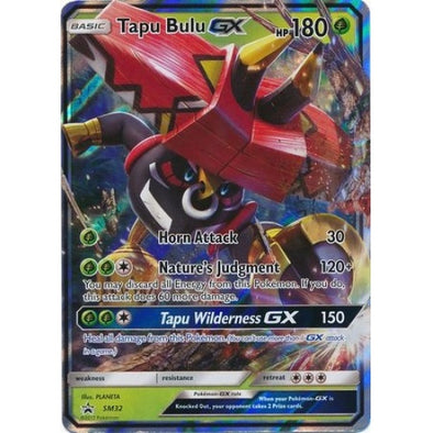 Buy Tapu Bulu-GX - SM32 and more Great Pokemon Products at 401 Games