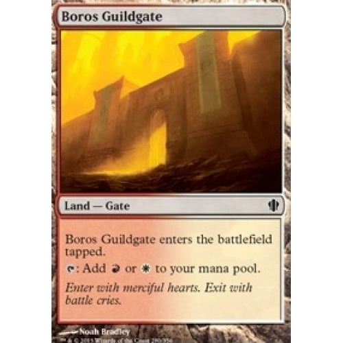 Boros Guildgate (C13) available at 401 Games Canada
