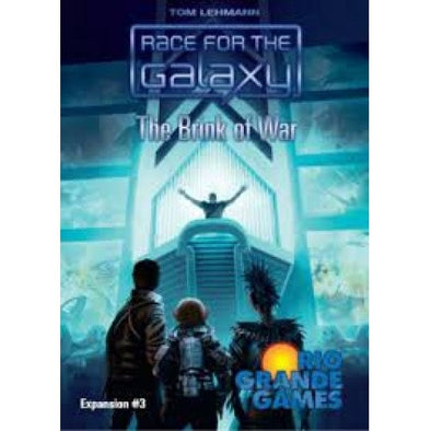 Race for the Galaxy - Brink of War - 401 Games