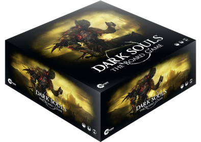 Dark Souls: The Board Game - 401 Games