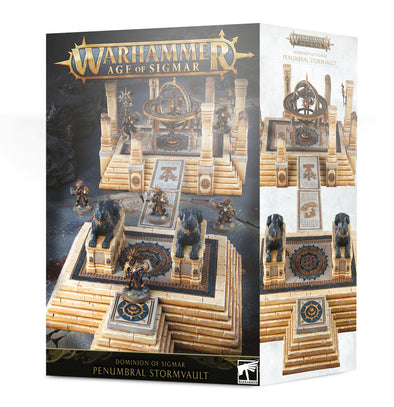 Warhammer - Age of Sigmar - Dominion of Sigmar - Penumbral Stormvault