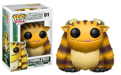 Buy Pop! - Monsters - Tumblebee and more Great Funko & POP! Products at 401 Games