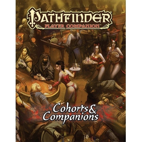 Pathfinder - Player Companion - Cohorts and Companions - 401 Games