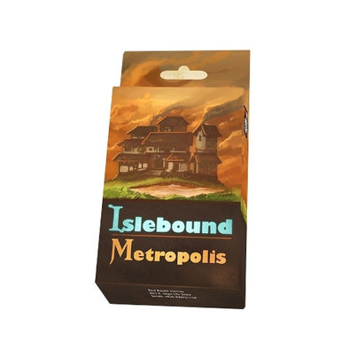 Islebound - Metropolis Expansion - 401 Games