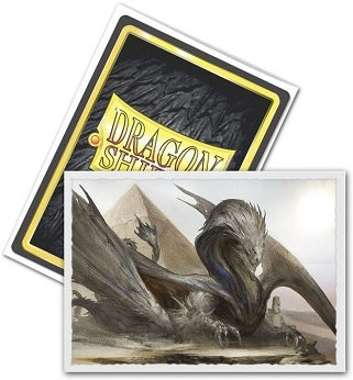 Dragon Shield - 100ct Standard Size - Art - Sphinx Dragon