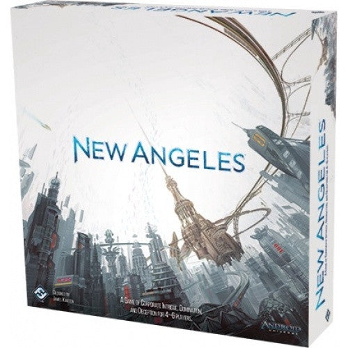 Android - New Angeles - 401 Games