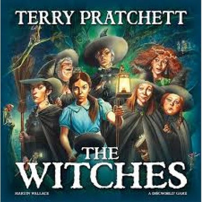 Buy The Witches: A Discworld Game and more Great Board Games Products at 401 Games