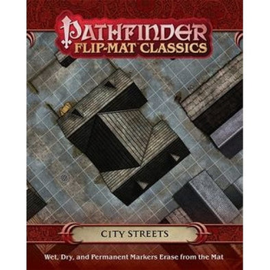 Buy Pathfinder - Map Pack - City Streets and more Great RPG Products at 401 Games