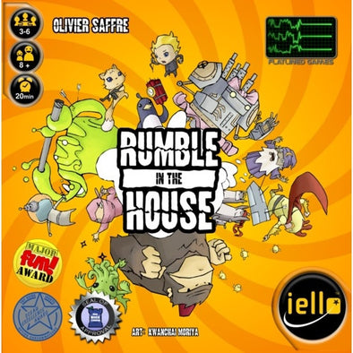 Buy Rumble in the House and more Great Board Games Products at 401 Games