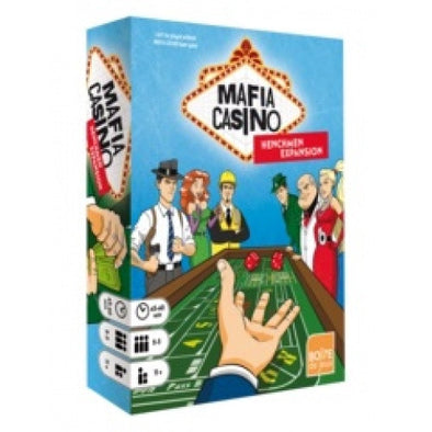 Buy Mafia Casino - Henchmen Expansion and more Great Board Games Products at 401 Games