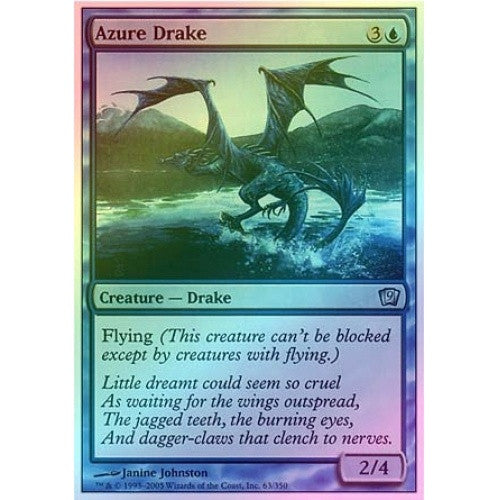 Azure Drake (Foil) available at 401 Games Canada