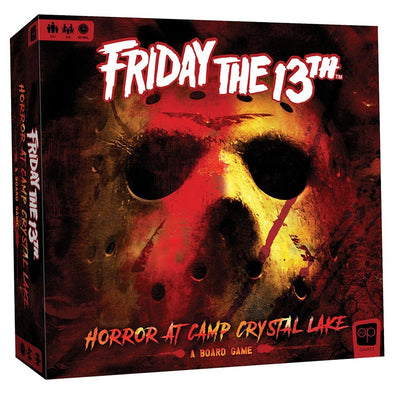 Friday the 13th: Horror at Camp Crystal Lake - 401 Games
