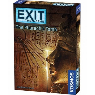Exit The Game - The Pharaoh's Tomb available at 401 Games Canada