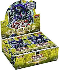 Buy Yugioh - The New Challengers Booster Box and more Great Yugioh Products at 401 Games