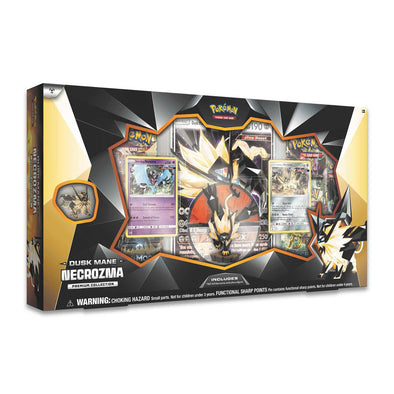 Buy Pokemon - Dusk Mane Necrozma Premium Collection and more Great Pokemon Products at 401 Games