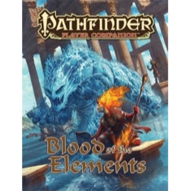 Pathfinder - Player Companion - Blood of the Elements - 401 Games