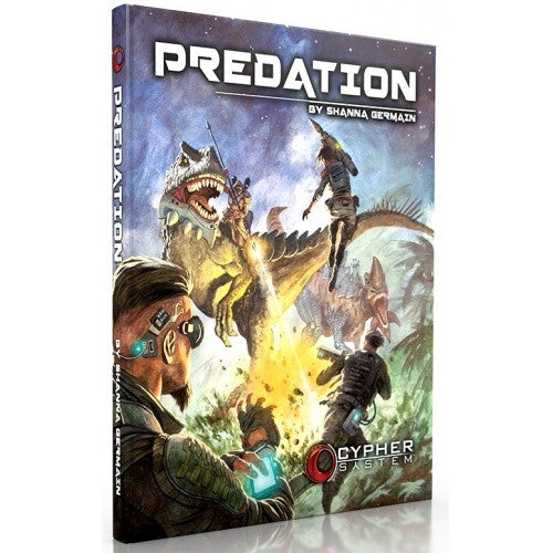 Buy Cypher System - Predation and more Great RPG Products at 401 Games