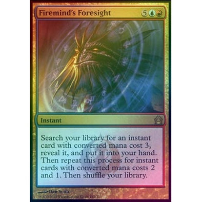 Firemind's Foresight (Foil) - 401 Games