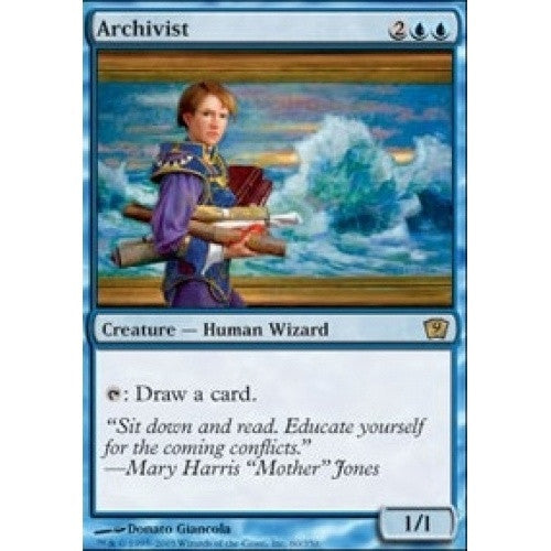 Buy Archivist and more Great Magic: The Gathering Products at 401 Games