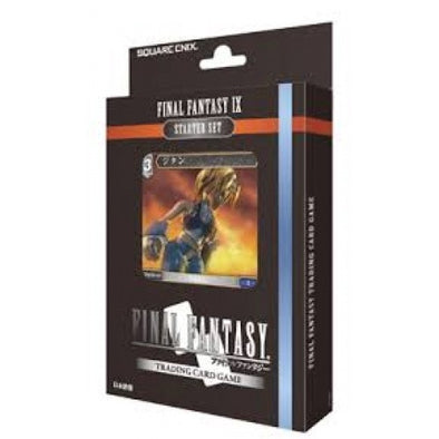 Buy Final Fantasy TCG - Opus 3 Final Fantasy IX Starter Deck and more Great Final Fantasy TCG Products at 401 Games