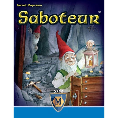 Buy Saboteur and more Great Board Games Products at 401 Games
