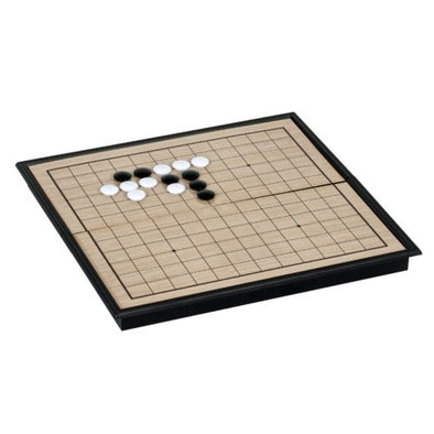 Buy Go - 8 inch Magnetic - Wood Expression and more Great Board Games Products at 401 Games