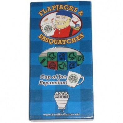 Flapjacks & Sasquatches - Cup of Joe Expansion - 401 Games